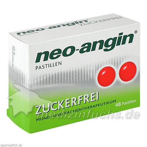 neo-angin® Zuckerfrei, 48 St, M.C.M. Klosterfrau Healthcare GmbH