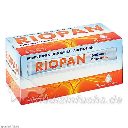 Riopan® MagenGel, 20 St, Takeda Pharma Ges.m.b.H.