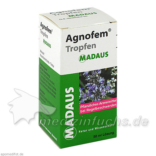Agnofem® Tropfen, 50 ml, Meda Pharma GmbH