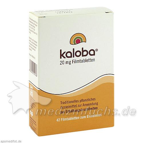 Kaloba® 20mg, 42 St, Austroplant Arzneimittel GmbH
