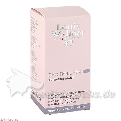 Widmer Deo Roll-on Antiperspirant mit Parfum, 50 ml, WIDMER LOUIS GES M B H