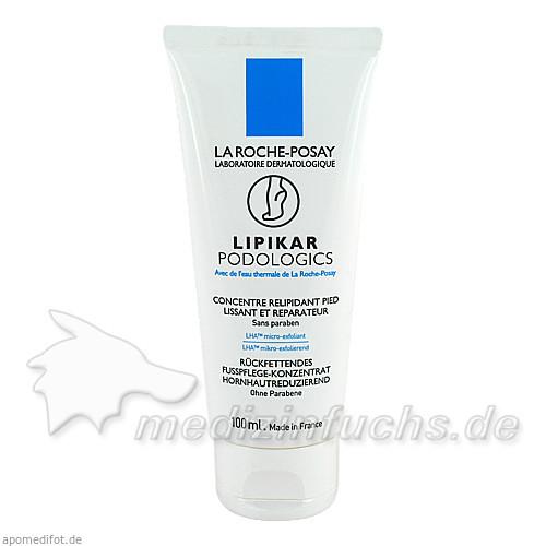 La Roche Lipikar Podologics Fußpflegekonzentrat, 100 ml, LA ROCHE POSAY