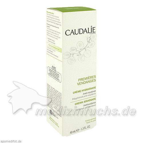 Caudalie Premieres Vendanges, 40 ml,