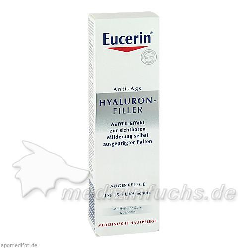 Eucerin HYALURON-FILLER Augenpflege, 15 ml, BEIERSDORF G M B H