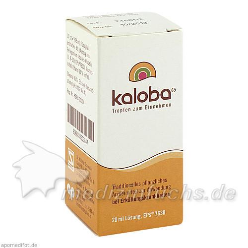 Kaloba® 20mg, 20 ml, Austroplant Arzneimittel GmbH