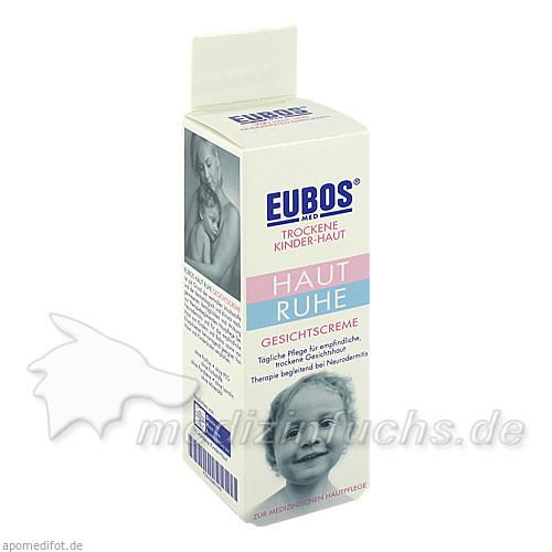 Eubos Trockene Kinder-Haut Haut Ruhe Gesichtscreme, 30 ml,