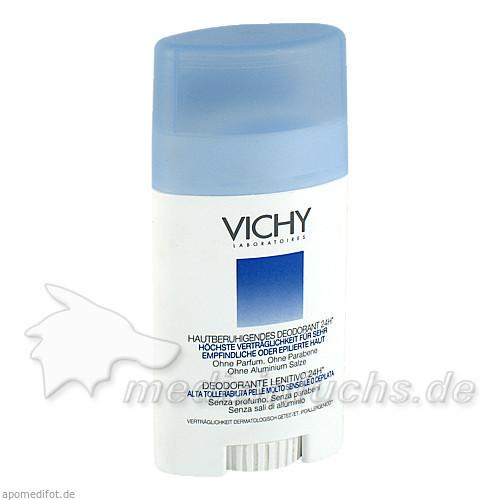 Vichy Deodorant 24h ohne Aluminiumsalze Stick, 40 ml, VICHY