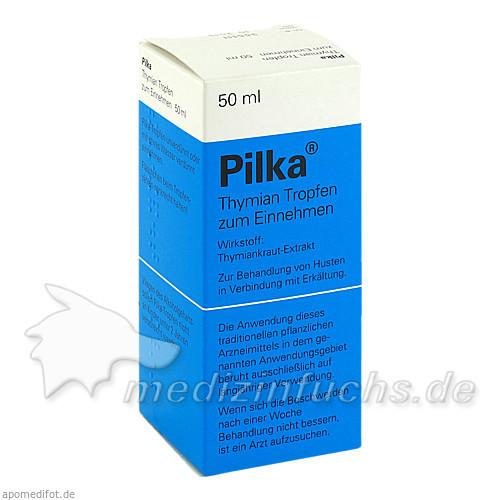 Pilka Thymian, 50 ml, GSK-Gebro Consumer Healthcare GmbH