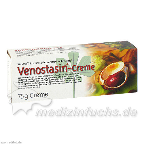 Venostasin®-Creme, 75 g, Klinge Pharma GmbH