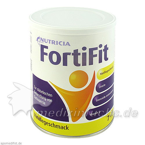 FortiFit Vanille, 280 g, Nutricia GmbH