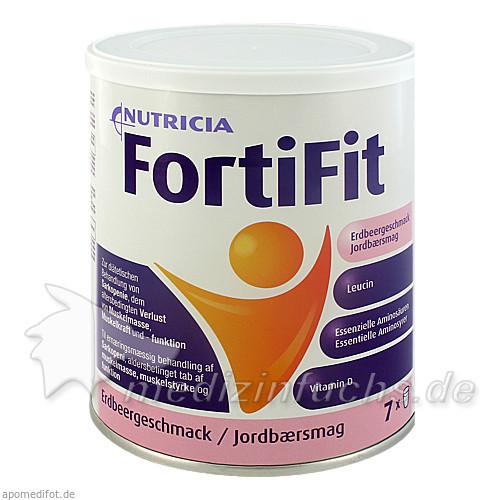 NUTRICIA FortiFit Erdbeergeschmack, 280 g, Nutricia GmbH