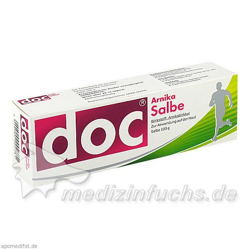 doc® Arnika, 100 g, s.a.m. Pharma Handel GmbH