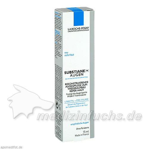 La Roche Substiane [+] Augenpflege, 15 ml, LA ROCHE POSAY