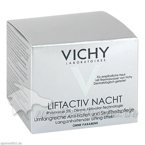 Vichy Liftactiv Nachtcreme, 50 ml, VICHY