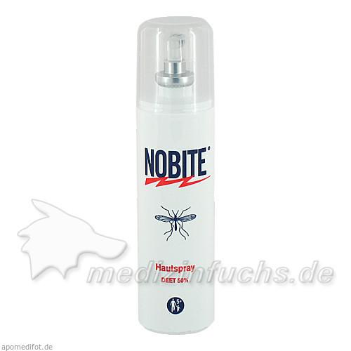 NoBite Insekten Hautschutz Spray, 100 ml, LUNDWALL PATRICK DR.