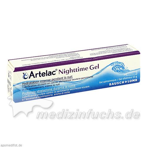 Artelac Nighttime Augengel, 10 g, BAUSCH & LOMB GMBH