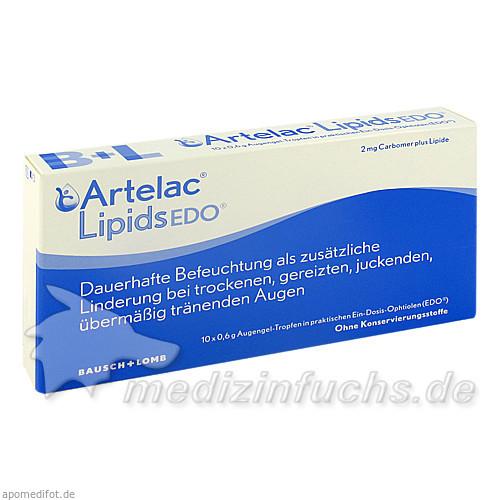 Artelac Lipids Edo 0,6ml, 10 Stk.,