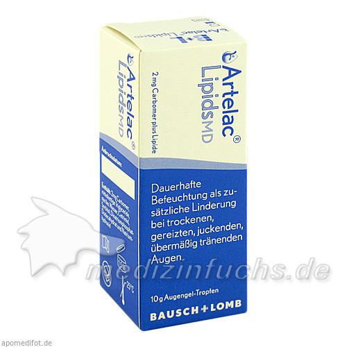 Artelac Lipids Augentropfen, 10 g, BAUSCH & LOMB GMBH
