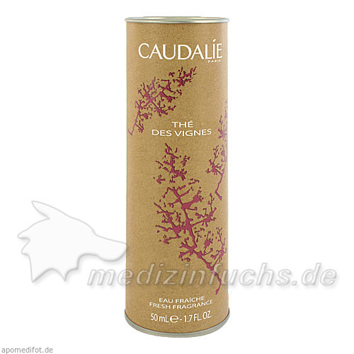 Caudalie Eau Fraiche The, 50 ml,
