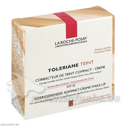 La Roche-Posay Toleriane Teint Kompakt-Creme Make-up 15, 9 g,