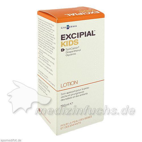 Excipial Kids Lotion, 150 ml, ZZZ99