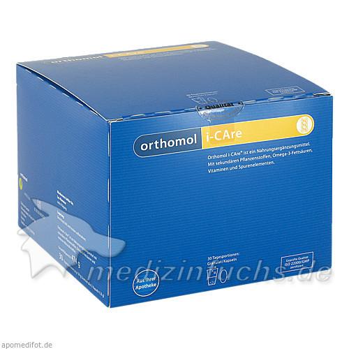 Orthomol I-care Gran+kps, 30 Stk.,