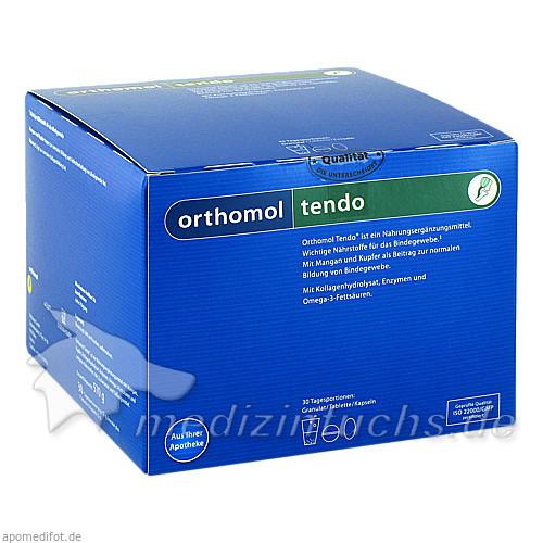 Orthomol Tendo Gran+kps+tbl, 30 Stk.,