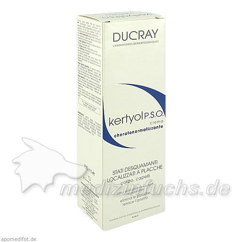 Ducray Kertyol P.S.O.Creme, 100 ml,