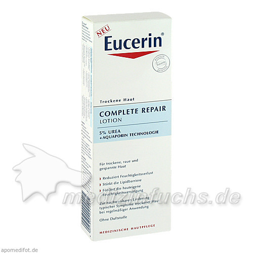 Eucerin Complete Repair 5%, 250 ml,