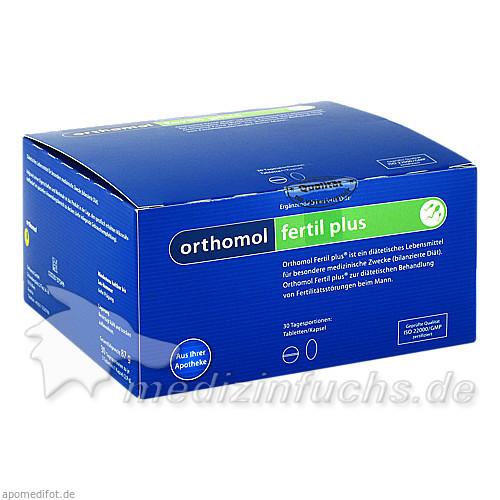 Orthomol Fertil Plus Tbl+kps, 30 Stk.,