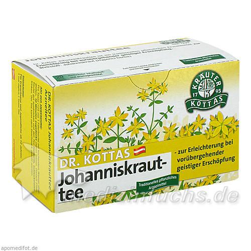 Dr. Kottas Johanniskrauttee, 20 St, Kottas Pharma GmbH