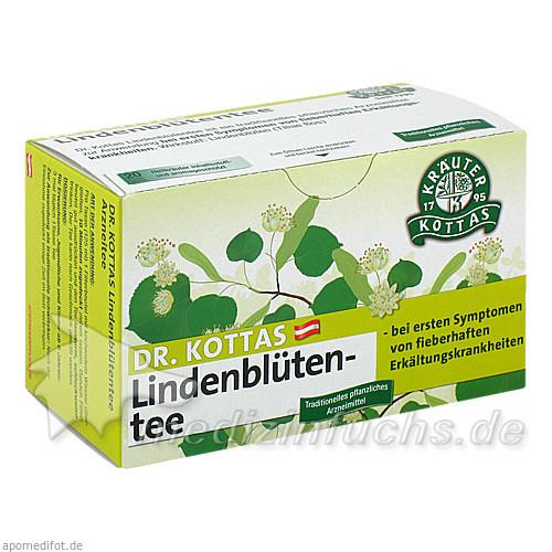 Dr. Kottas Lindenblütentee, 20 St, Kottas Pharma GmbH