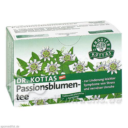Dr. Kottas Passionsblumentee, 20 St, Kottas Pharma GmbH