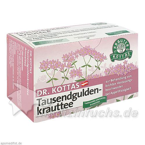 DR.KOTTAS TEE TAUSENDGULDE  20, 20 St, Kottas Pharma GmbH