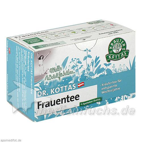 Dr. Kottas Frauentee, 20 St, Kottas Pharma GmbH