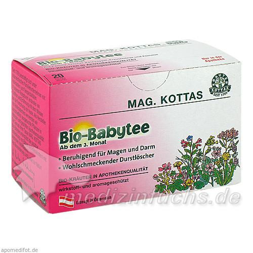 DR. KOTTAS Bio-Baby Tee, 20 St, Kottas Pharma GmbH