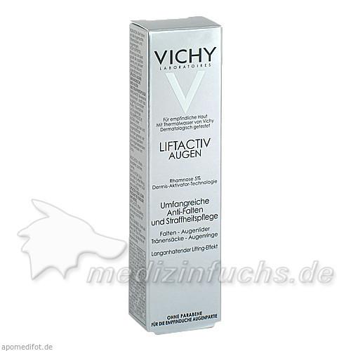 Vichy Liftactiv Augenpflege, 15 ml, VICHY