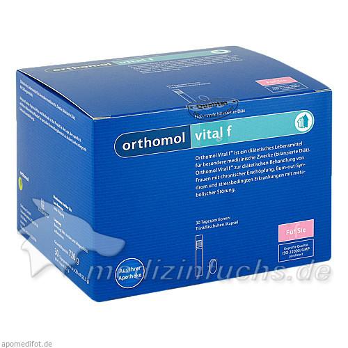 Orthomol Vital F Trinkfläschchen, 30 Stk.,