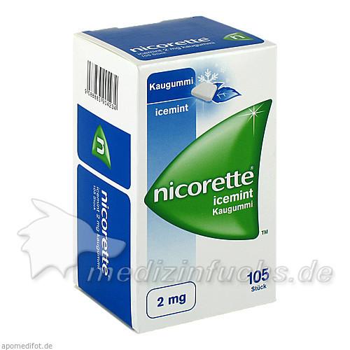 nicorette® icemint, 105 St, Johnson & Johnson GmbH