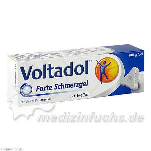 Voltadol® Forte Schmerzgel, 100 G, GSK-Gebro Consumer Healthcare GmbH