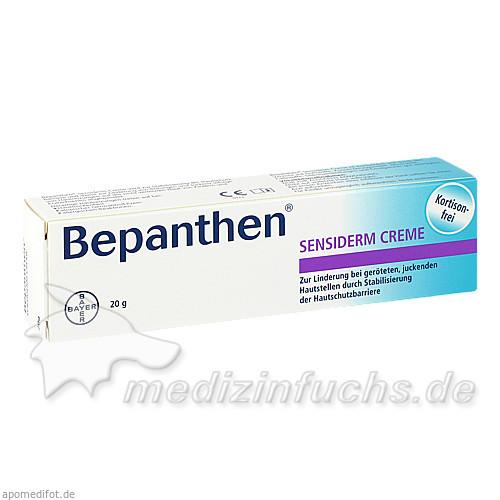 Bepanthen Sensiderm Creme, 20 g, BAYER AUSTRIA GMBH