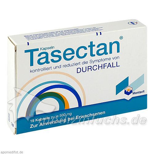 Tasectan® Kapseln, 15 St, Pharmazeutische Fabrik Montavit Ges.m.b.H.