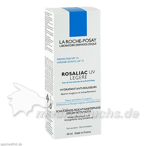 La Roche Rosaliac UV Légère Creme, 40 ml, LA ROCHE POSAY