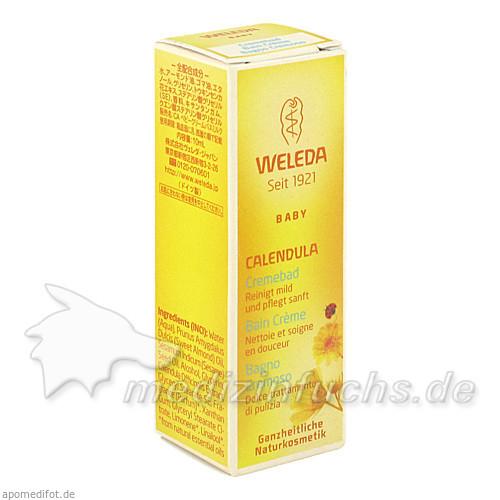 Weleda Calendula Cremebad, 200 ml,