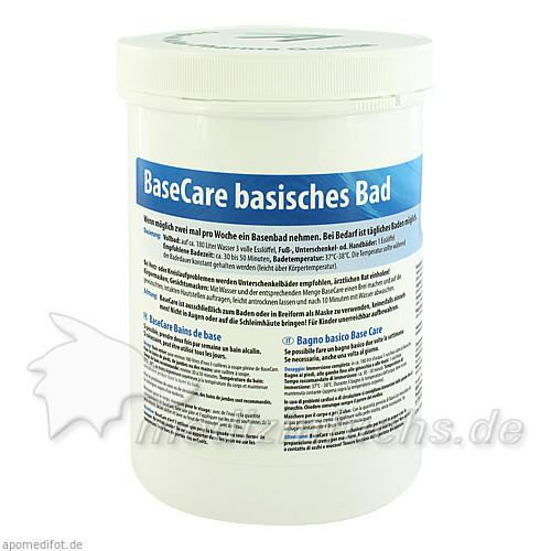 BaseCare basisches Bad, 400 g, Adler Pharma Produktion und Vertrieb GmbH