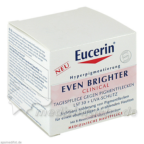 Eucerin EVEN BRIGHTER Tagespflege, 50 ml, BEIERSDORF G M B H