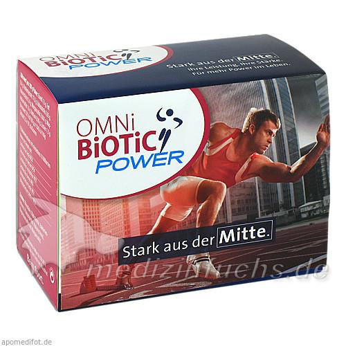 OMNi BiOTiC Power, 28 St, INOVAMED Gesellschaft für Konzeption und Organisation medizinischer und pflegeri