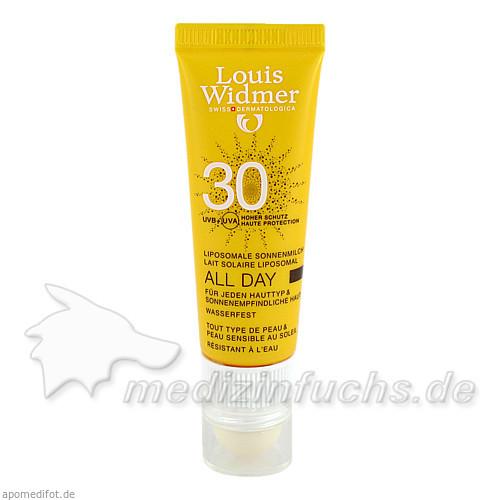 Louis Widmer Allday Sonnen 30+lipstick, 25 ml,