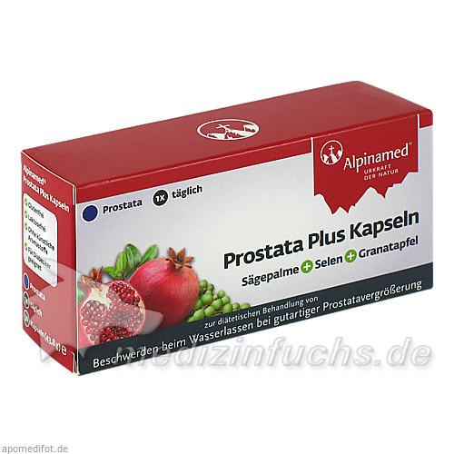 Alpinamed® Prostata Plus Kapseln, 30 St, Gebro Pharma GmbH
