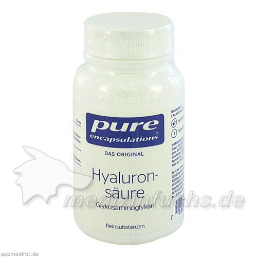 Pure Encapsulations Hyaluronsäure Kapseln, 60 Stk.,